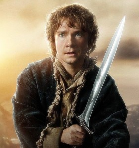 What can you learn about writing from stories like The Hobbit and Harry Potter?